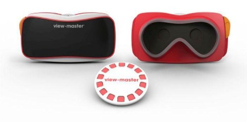 Mattel And Google Relaunch View-Master As A Virtual Reality Headset