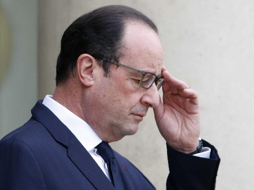 Hollande's 75% 'Supertax' Failure A Blow To Piketty's Economics