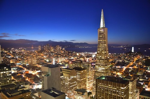 The Best View In San Francisco Is A Tribute To One Of The World's Greatest Photographers