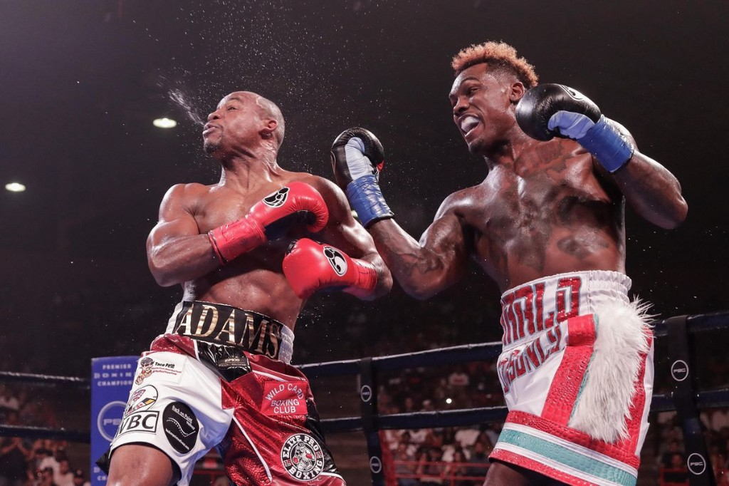 Jermall Charlo Vs. Sergiy Derevyanchenko Live Results, How To Watch, Odds, Records, Prediction