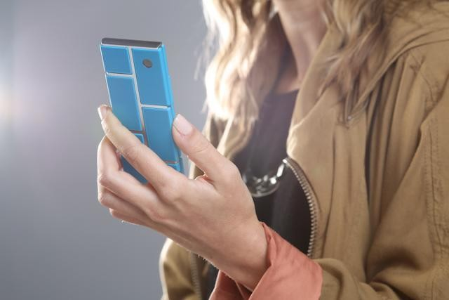 Project Ara: Google's DIY Smartphone Will Be Shipped To Developers At The End Of July