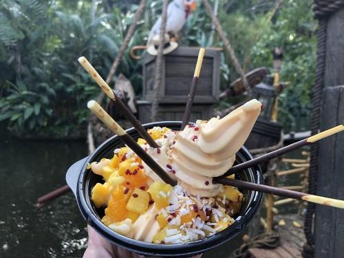 Tropical Hideaway, The New Disneyland Restaurant, Has A Secret Menu