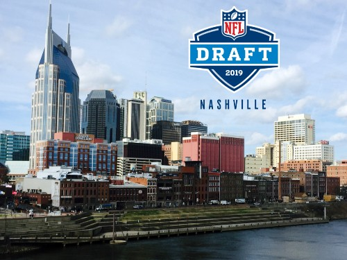 Nashville Gears Up For Music-Themed NFL Draft