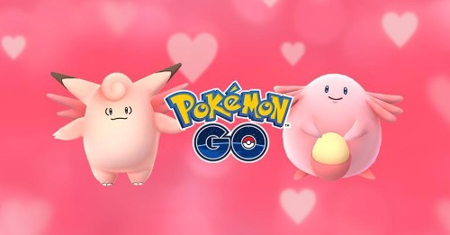 Pokémon GO's Valentine's Day Event Ends Tomorrow