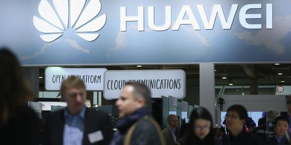 China's Tech Giant Huawei Leads The Charge For New Patents