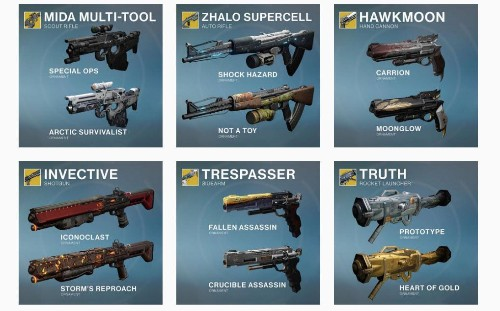 'Rise Of Iron' Reveals How Badly 'Destiny's Microtransactions Need A Rework