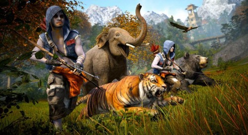 'Far Cry 4' And The Problem Of Too Much To Do