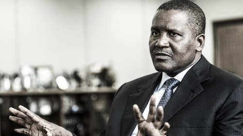 The Little-Known $15 Billion Empire Of Africa's Richest Man