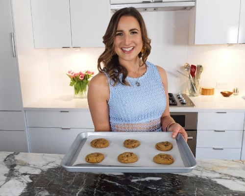 How Beating Cancer Inspired This Female Founder To Start Her Cookie Dough Company