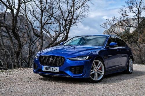 Jaguar's New XE Sharpens Its Edge -- But Can It Best the Germans?
