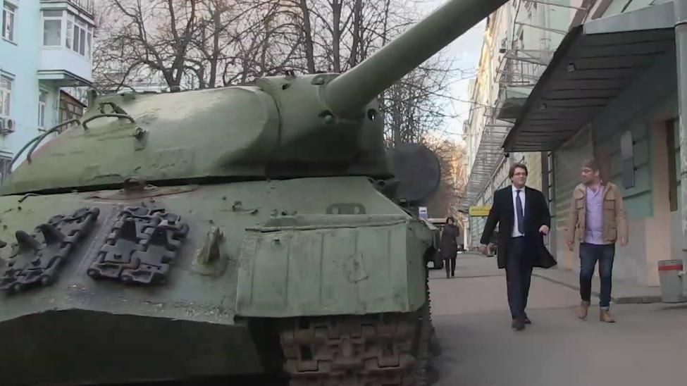 Maybe This Hulking Soviet Tank Wasn't A Stinker, After All