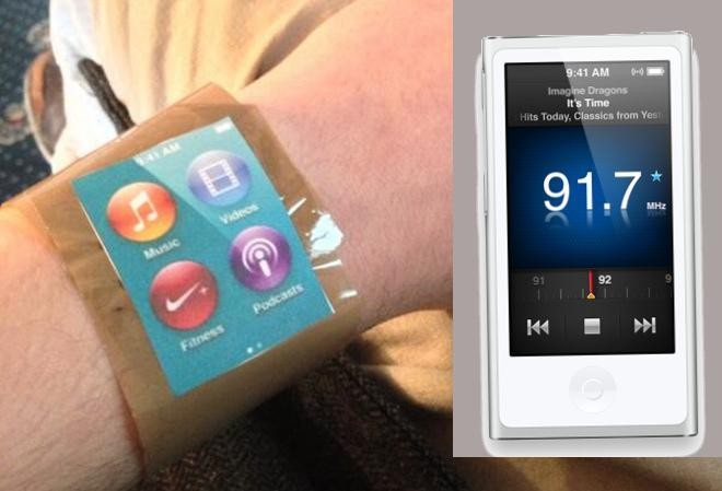 The Latest iWatch Rumor Says It Will Be Big, Really Big