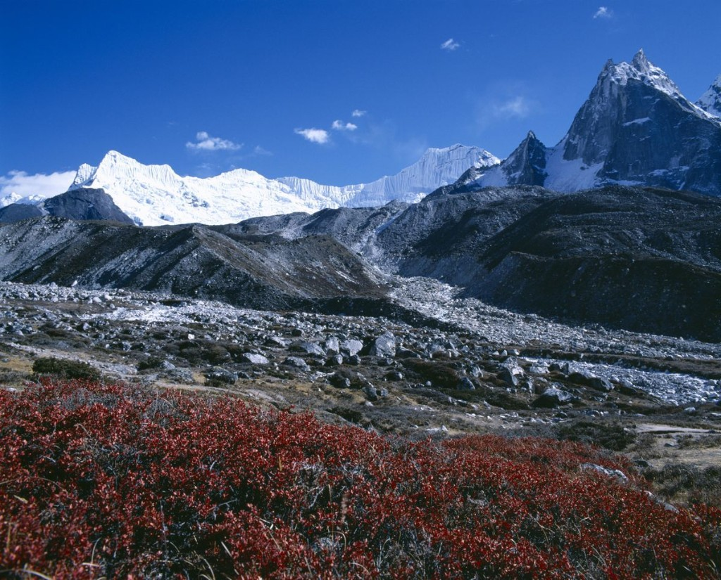 Study: Climate Change Is Altering Water Flow In The Hindu Kush Himalayan Region