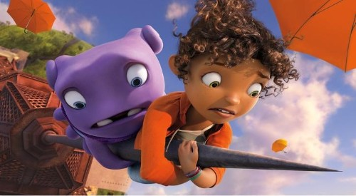 Weekend Box Office: 'Home,' With Rihanna, JLo, Soars To $54M Debut