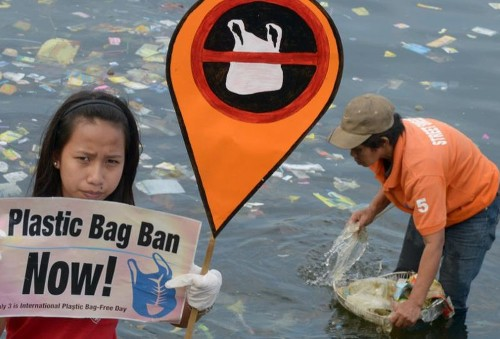 A Lucrative Cure For Plastic Pollution?