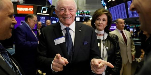 Jerry Jones Is A Money-Making Machine, Not A Wordsmith