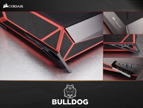 Corsair's Liquid Cooled Bulldog Is The Compact Gaming PC I Can't Wait To Build