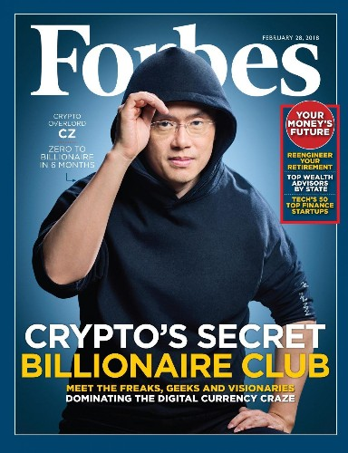 Ever Crypto Rich List, A Compilation Of The 20 Wealthiest People In Crypto