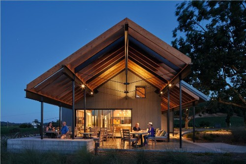 California Wine Road Trip: 5 Wineries With Stunning Architecture