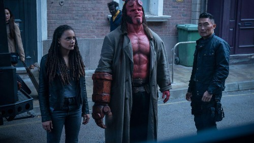 'Hellboy' Reboot Trailer Is Devilishly Good