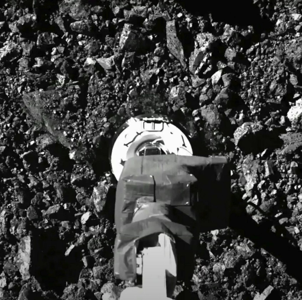 NASA's Is Losing Asteroid Sample Due To Gaps In Collector Lid
