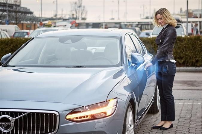 Volvo Plans To Be First Automaker To Go Fully 'Keyless'