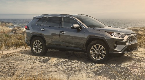2019 Toyota RAV4 Takes Spotlight As Japanese Automaker's Top Seller And New Show Horse In U.S.