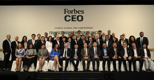 Forbes Global CEO Conference: Key Insights And Highlights