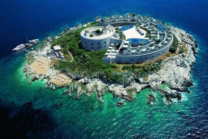 Former Concentration Camp Island to Become Luxury Resort in Montenegro