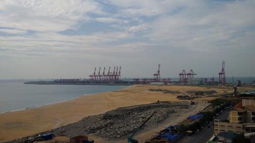 Sri Lanka's Colombo Port City: The Frontline Of China And India's Geopolitical Showdown