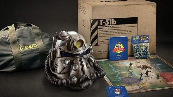 Bethesda Is Sending Canvas Bags To 'Fallout 76' Power Armor Edition Customers