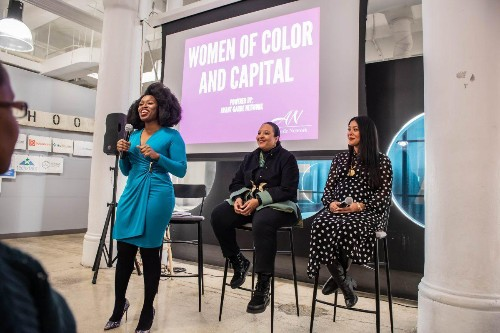 The Conference Tackling The Venture Capital Inequality That Women Of Color Face
