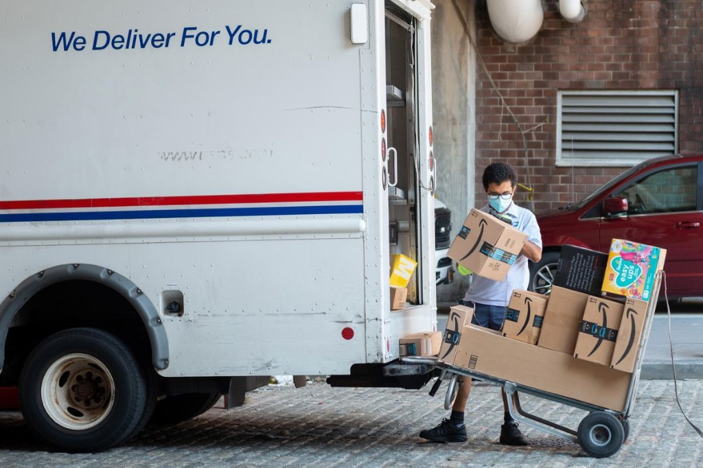 Postal Service Warned Trump's Amazon Swipes Could Hurt It Deeply