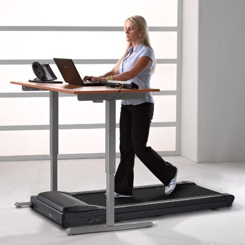 The Best Workplace Health Hack Is An Exercise Desk