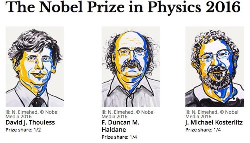 Nobel Prize in Physics 2016: The Phase Transition That Shouldn't Happen