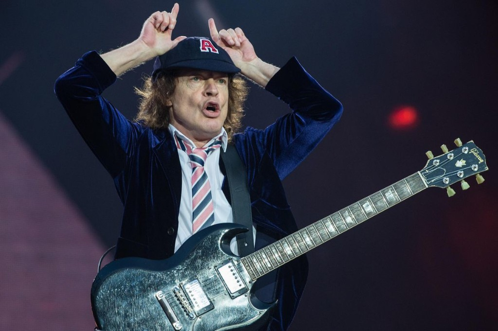 AC/DC Are Undeniably Rock's Biggest Breakthrough Of 2020