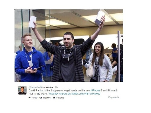 iPhone 6 Launch Day: Australian Man Drops It On Concrete, Brits Only Want The Plus, And First Ever Owner Smashes It To Pieces
