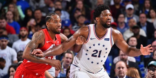 Slimmed-Down Joel Embiid Figures To Earn His Just Rewards Someday, Too — In More Ways Than One