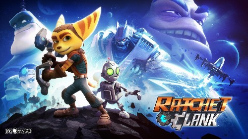 New 'Ratchet and Clank' PS4 Trailer Builds Galactic Hype