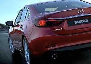 Four Ways The 2014 Mazda 6 Emulates A Luxury Car