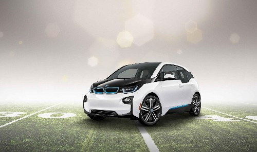 BMW Swoops Into Super Bowl With 60 Seconds For i3 EV