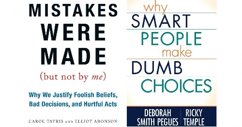 Four Ways We Fool Ourselves When Deciding, And How To Make Smarter Choices