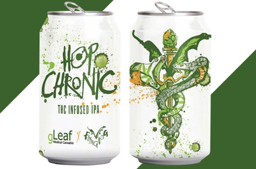 Flying Dog Brewery Gets Into The Marijuana Beverage Game