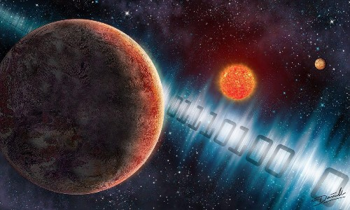 Anyone Out There? METI Scientists Message Alien World