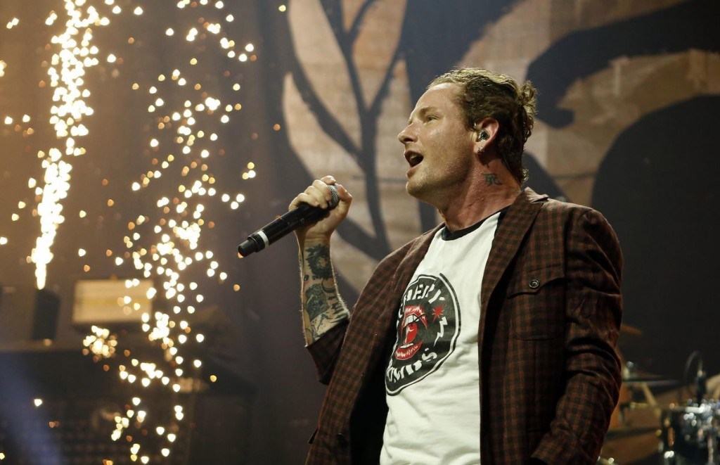 Slipknot & Stone Sour's Corey Taylor Gives First Look At New Solo Album