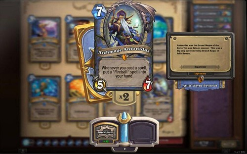 Blizzard Throwing 'Hearthstone' World Championship With $100K First Prize