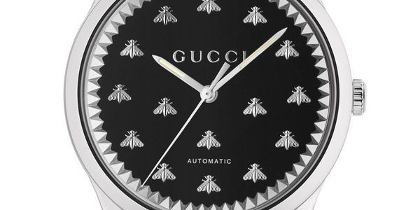 To Bee Or Not: Gucci Celebrates Its Iconic Motif With New Watches