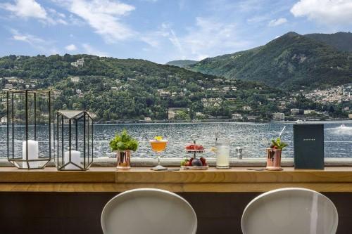 Inside Vista Palazzo: Lake Como's First Urban Five-Star Hotel