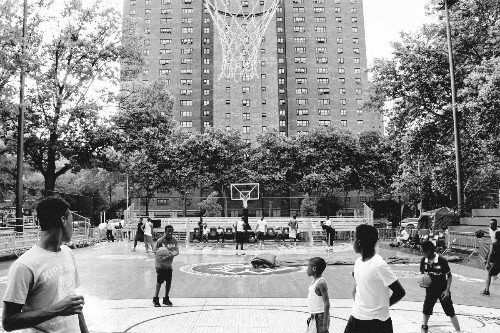 The Stories Behind The Photos In 'A Basketball Book About Black People'