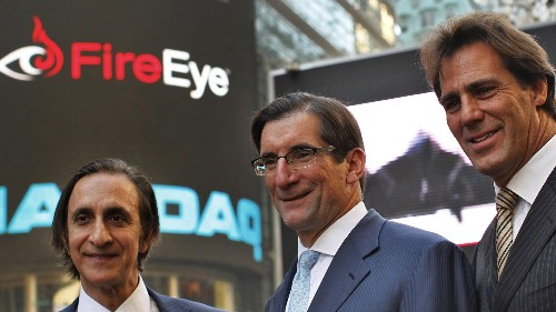 FireEye CEO Doesn't See 'Any Limit' To Cybersecurity Firm's Exponential Growth
